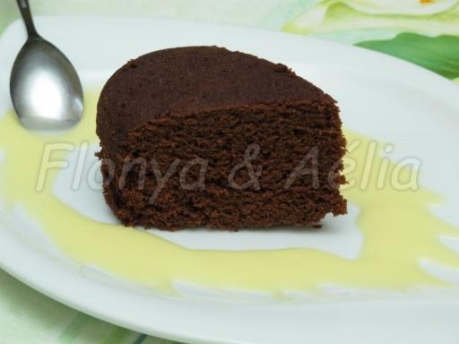 Moelleux au chocolat au micro onde flonya et a lia for Moelleux chocolat micro ondes