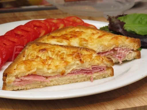 "Croque Monsieur ""l'original"""